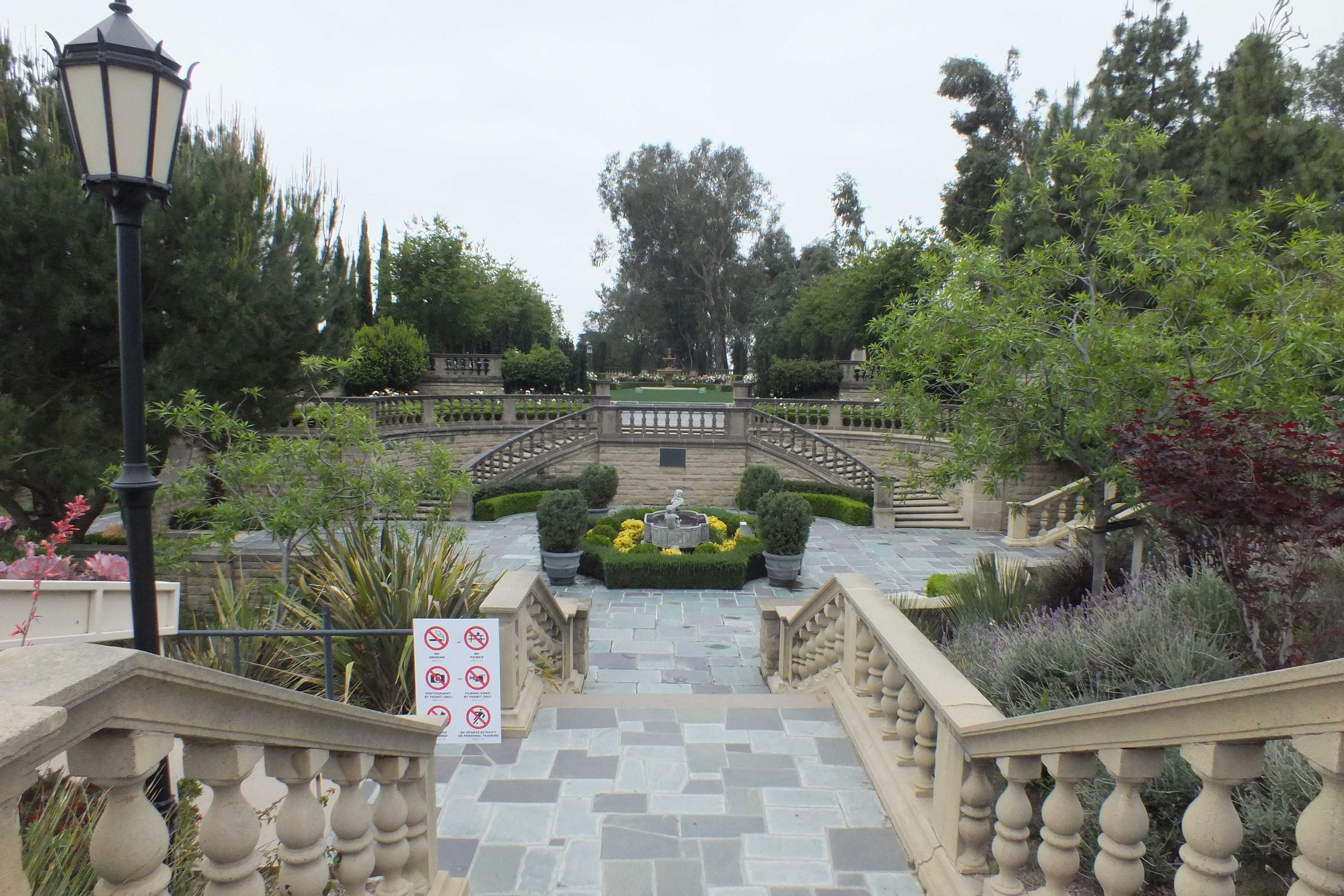 Greystone mansion beverly hills ca gardening state for The greystone